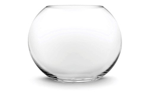 CYS Excel Glass Bubble Bowl