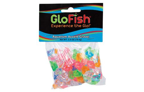 GloFish Accent Gravel for Aquariums