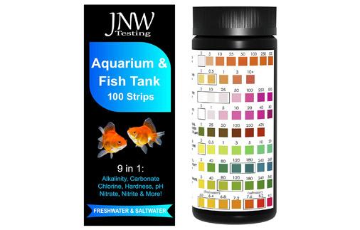JNW Direct Aquarium Test Strips