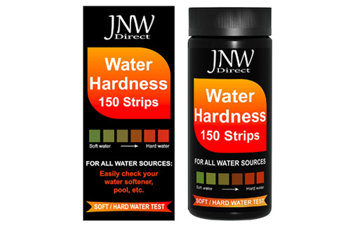 JNW Direct Water Total Hardness Test Strips