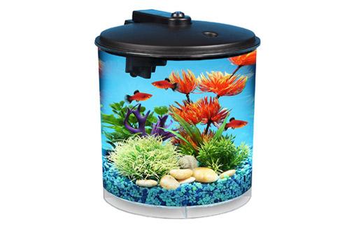 Koller Products AquaView Betta Fish Tank