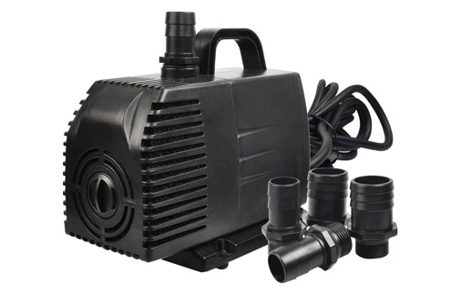 Simple Deluxe Water Pump for Fish Tank