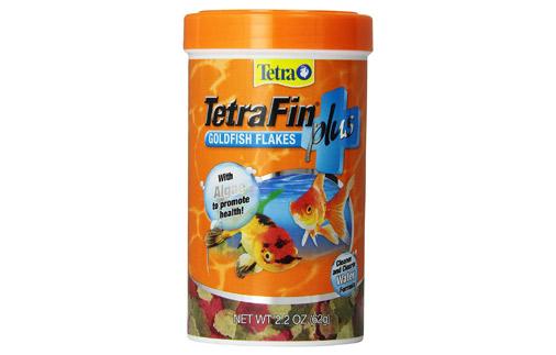 Tetra TetraFin Plus Goldfish Flakes