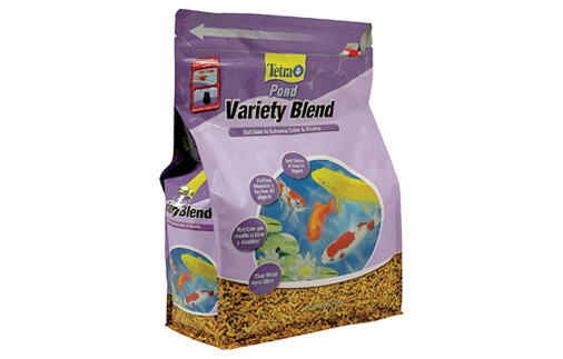 TetraPond Variety Blend Goldfish Food